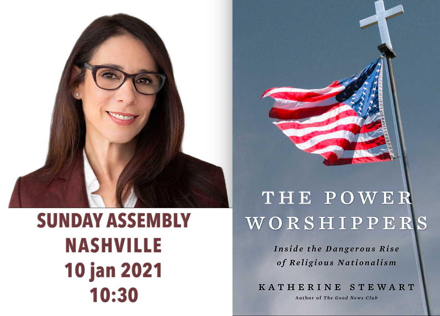 Katherine Stewart - the Power Worshippers